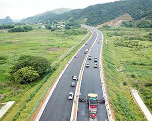 廣東龍懷高速項目